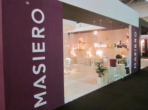 Interior Mebel 2014. Стенд Alter Light и Masiero (Фото)