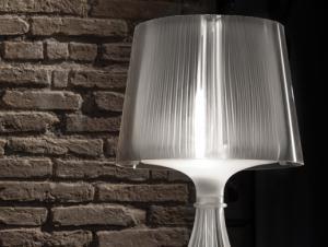 LIZA - новая настольная лампа от SLAMP