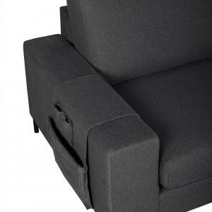 Рисунок углем. Новый стильный цвет дивана QUATTRO от SITS