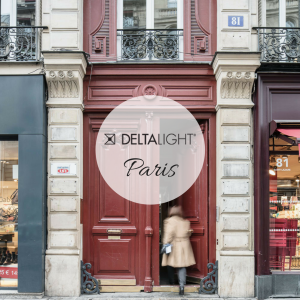 Новая студия Delta Light в Городе Света