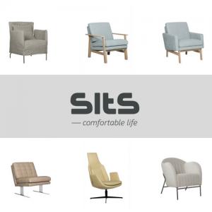 Еще больше комфорта в новых креслах от SITS