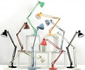 Новая палитра LEUCOS – настольные лампы JJ T P