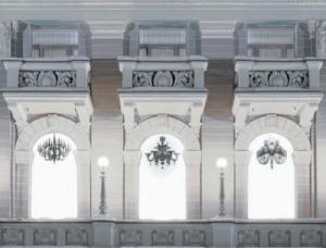 Дворцовая Италия 19 века, музыка Верди... Новые коллекции La Murrina.