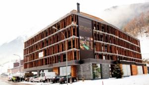 Австрийские традиции и современный дизайн - HOTEL ZHERO!
