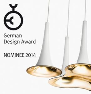 Nafir - номинация German Design Award 2014!
