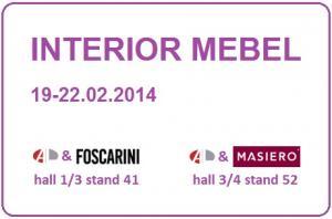 Alter Light и партнеры на Interior Mebel 2014!